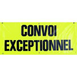 PANNEAU CONVOI EXCEPTIONNEL SOUPLE