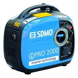 GROUPE ELECTROGENE MONOPHASE INVERTER PRO 2000 2000W SDMO